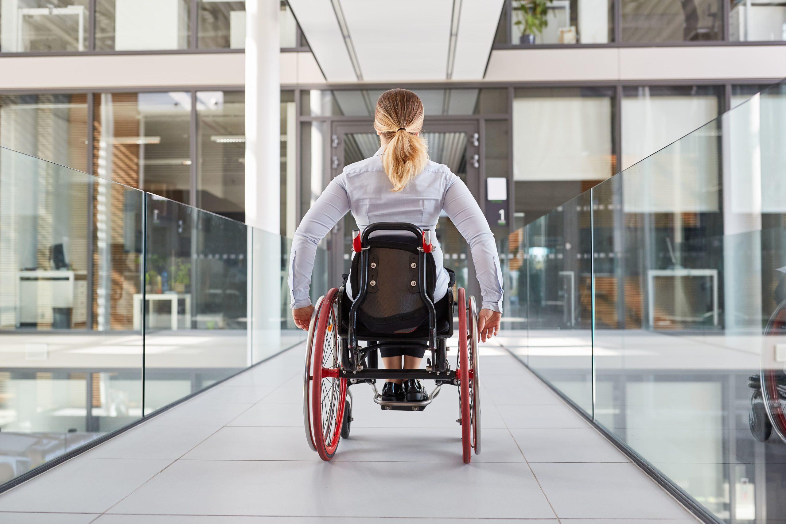 personne handicap moteur